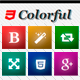 Colorful - Responsive Multipurpose HTML Template
