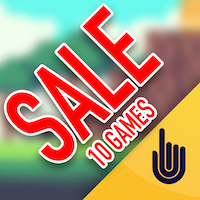 10 iOS Games Bundle Sale