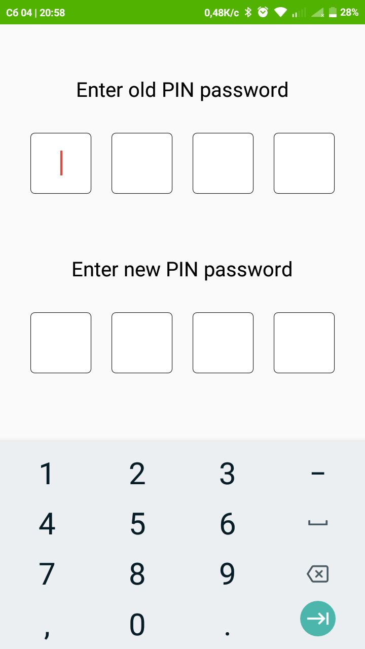 Password Manager - Kotlin Full Project Android Screenshot 7