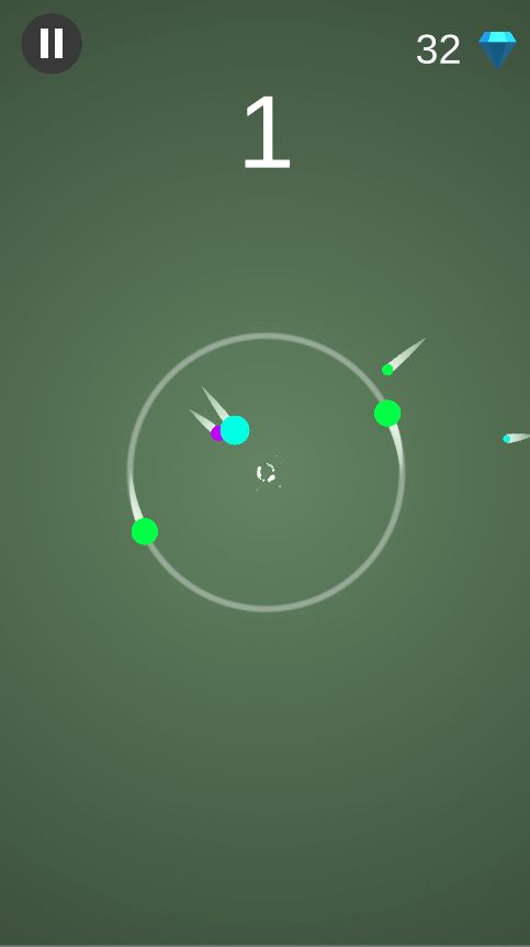 Color Orbit - Complete Unity Game  Screenshot 4