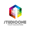 studio-one-logo-template