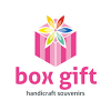 Box Gift - Logo Template