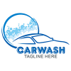 car-wash-logo-template