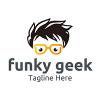 funky-geek-logo-template