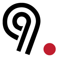 Ninedot Nine Number Logo