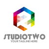 studio-two-logo-template