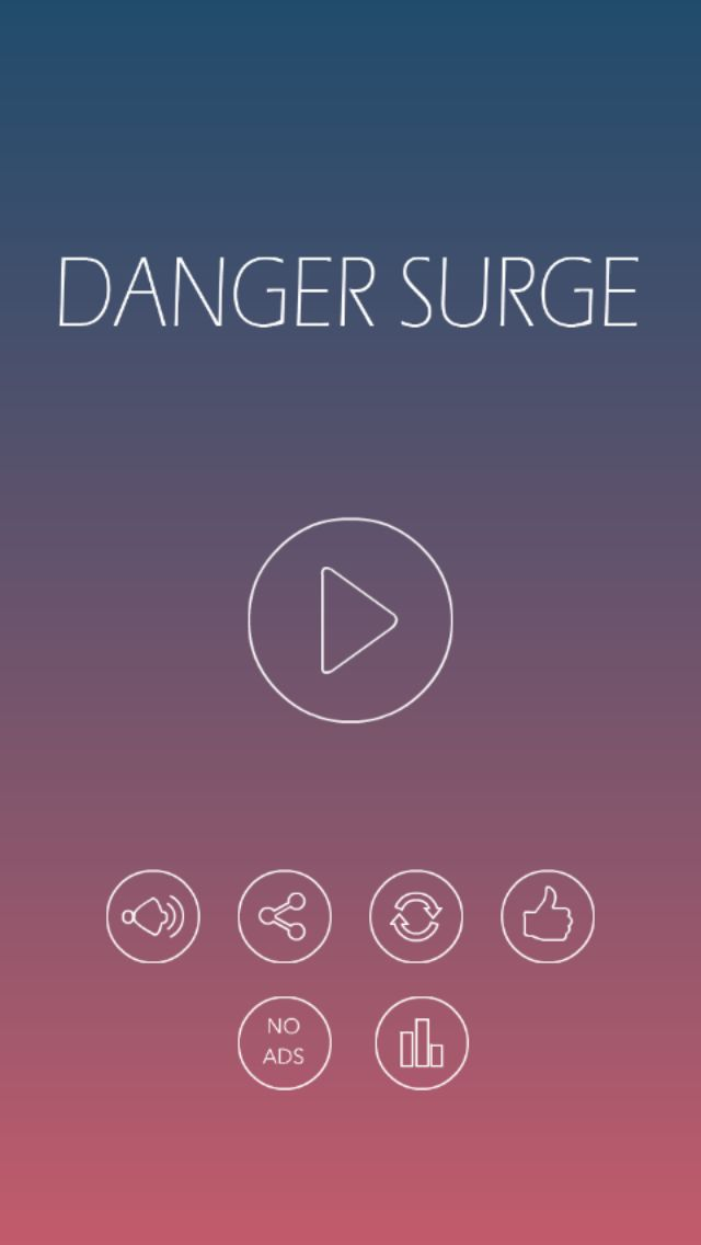 Danger Surge - Full Buildbox Game Screenshot 1
