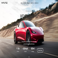 Automotive Business HTML 5  Template