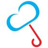 Cloudumbrella Umbrella Logo