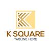 K Square - Logo Template