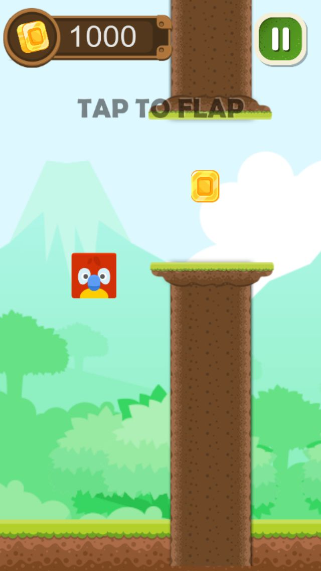 Flappy Animals - Android Game Project Screenshot 5