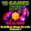 Buildbox Mega Bundle Volume 1
