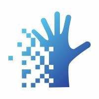 Digital Hand Logo