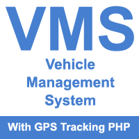Vehicle Management System With GPS Tracking PHP