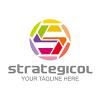 Strategic Color - Logo Template