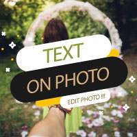 Text On Photo - Android Source Code