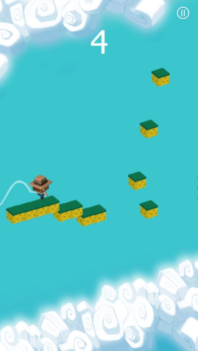The Jumper Full Buildbox Game Tempalte Screenshot 11