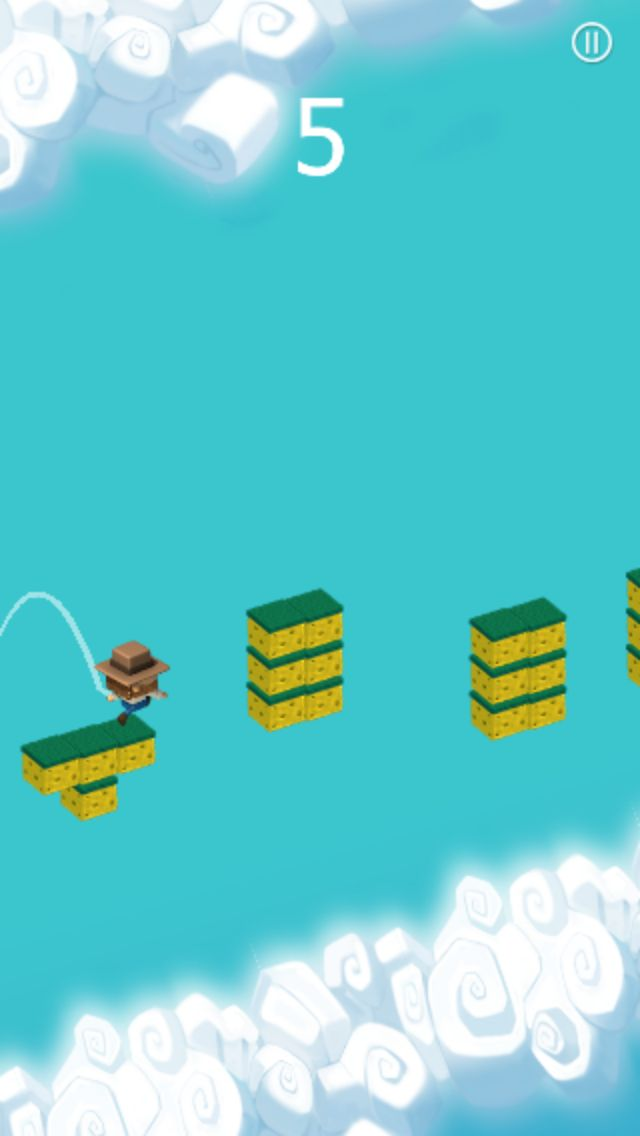 The Jumper Full Buildbox Game Tempalte Screenshot 12