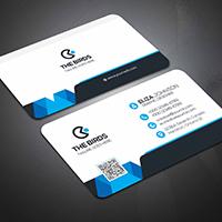 Stylish Business Card 4 Variation