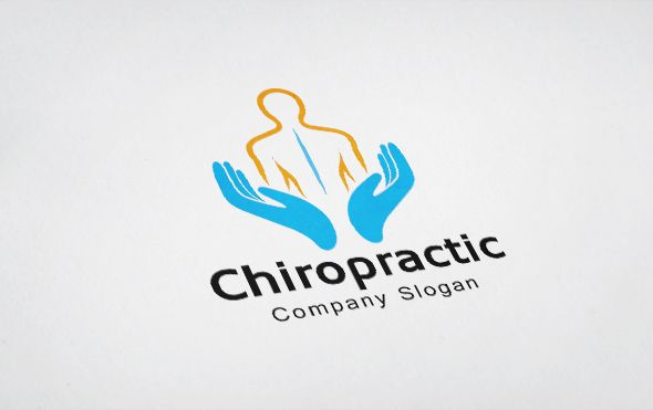 Chiropractic Logo  Screenshot 1