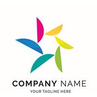 Modern Color Logo 4