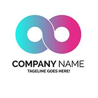Infinity Symbol Logo 2