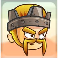 King Of Jungel - Buildbox Template