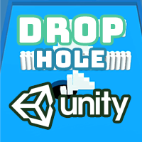 Drop Hole - Hyper Casual Unity Template