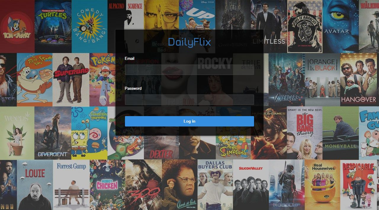 Dailyflix - Ultimate PHP Movie Script Screenshot 8