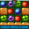 Forest Match 3 Unity Game Template