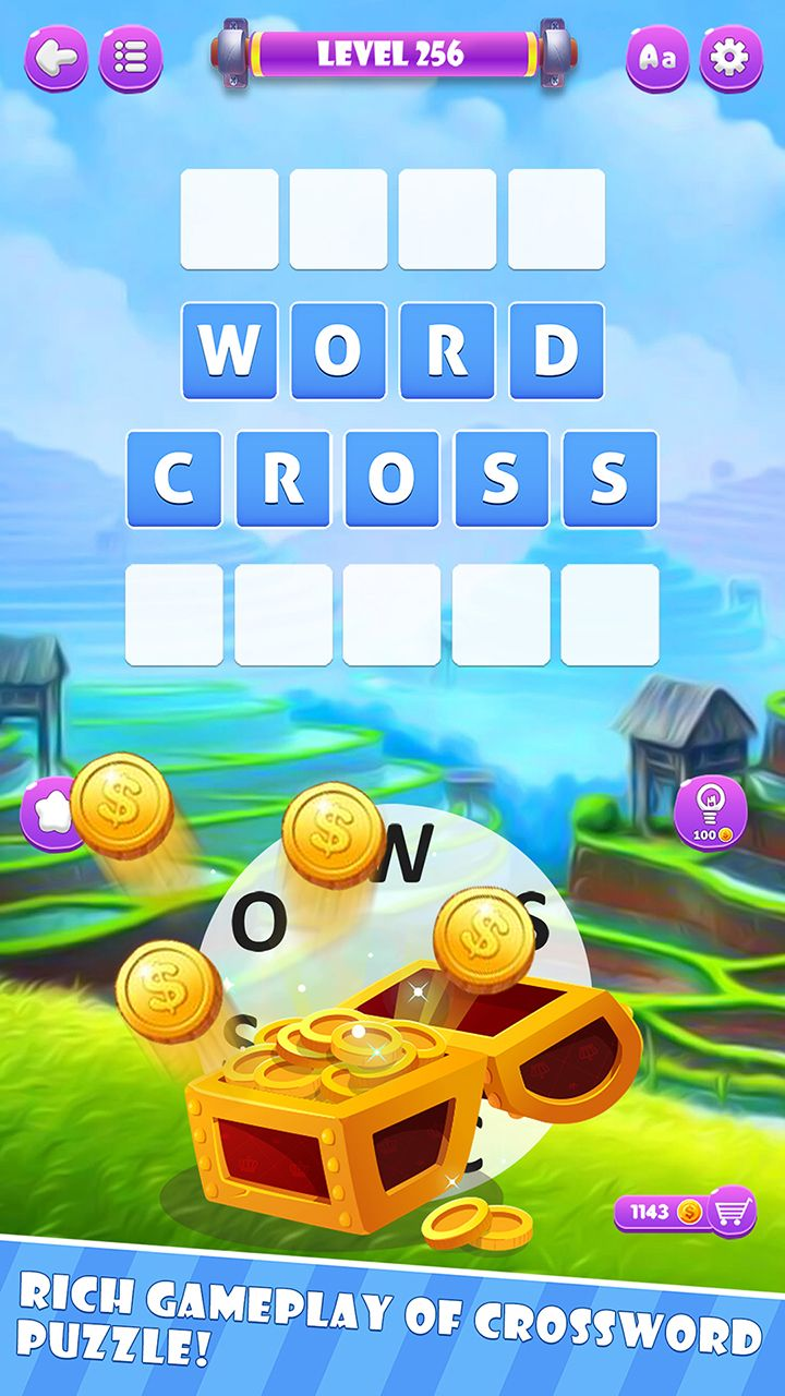 Word connect - Android Source Code Screenshot 2