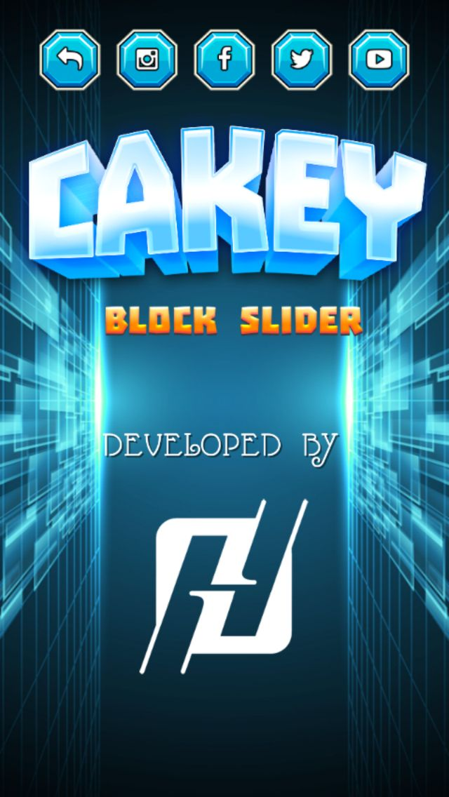 Cakey Block Slider - Buildbox Template Screenshot 12