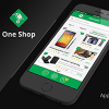 Online Shop & Social Communication iOS App UI Kit