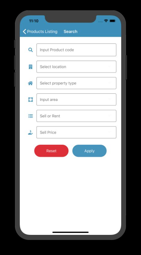 Real Estate Management Xamarin Without Backend Screenshot 15
