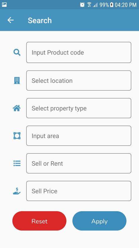 Real Estate Management Xamarin Without Backend Screenshot 16