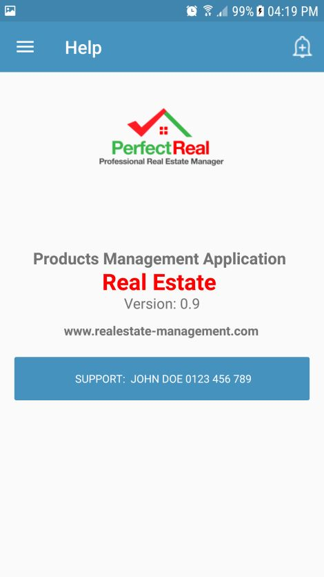 Real Estate Management Xamarin Without Backend Screenshot 23