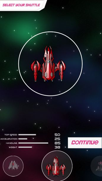 Multiplayer Space Game Unity Screenshot 4