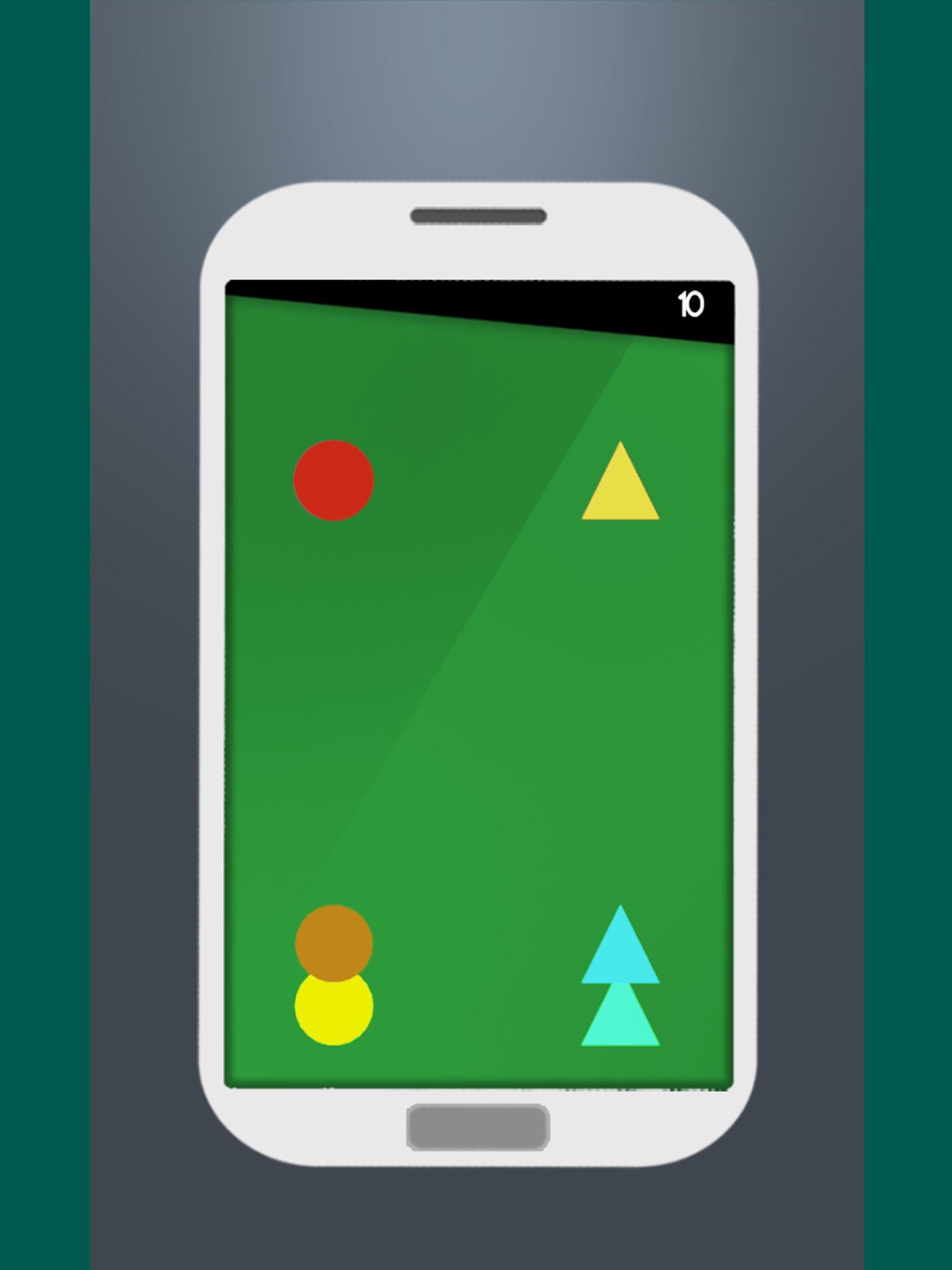 titanium app templates - shape rush 2x android app source code android app