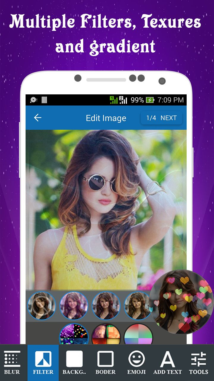Photo Video Maker With Music - Android Source Code Screenshot 1