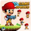 Fernando 2D Game Character Sprites