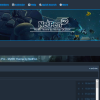 NetPen Pro Gaming - MyBB Theme