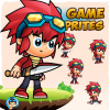 Oliver Game Character Sprites