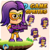 SuperJade 2D Game Sprites