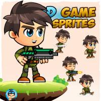 RoLand 2D Game Sprites