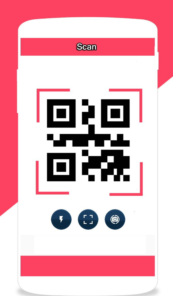 QR Barcode Scanner and Generator Android Screenshot 3