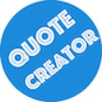 Quotes Creator - iOS Source Code