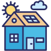 500 Estate Property & Law Vector Icons Pack