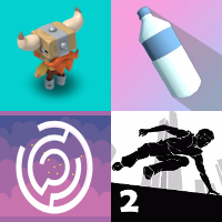 4 Premium Buildbox Game Templates