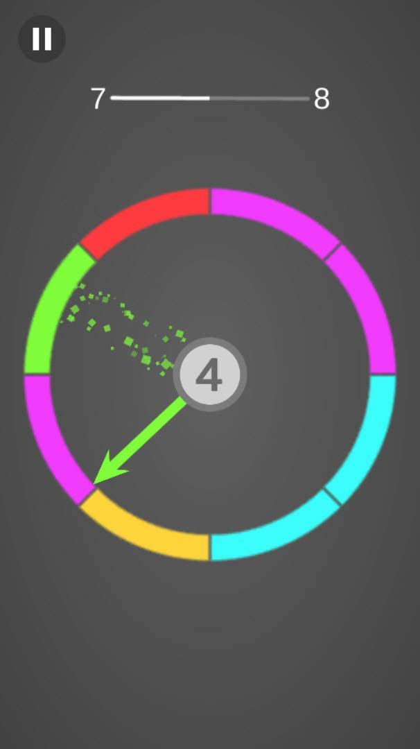 Color Wheel - Complete Unity Game Screenshot 2