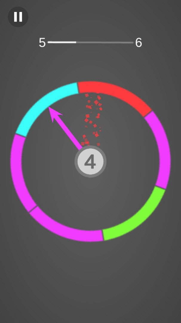 Color Wheel - Complete Unity Game Screenshot 7
